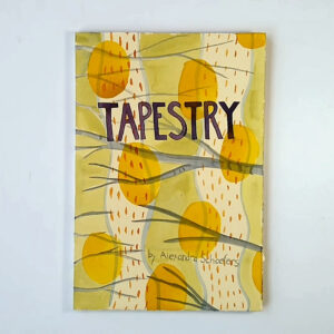 """Tapestry"" Artist Book"