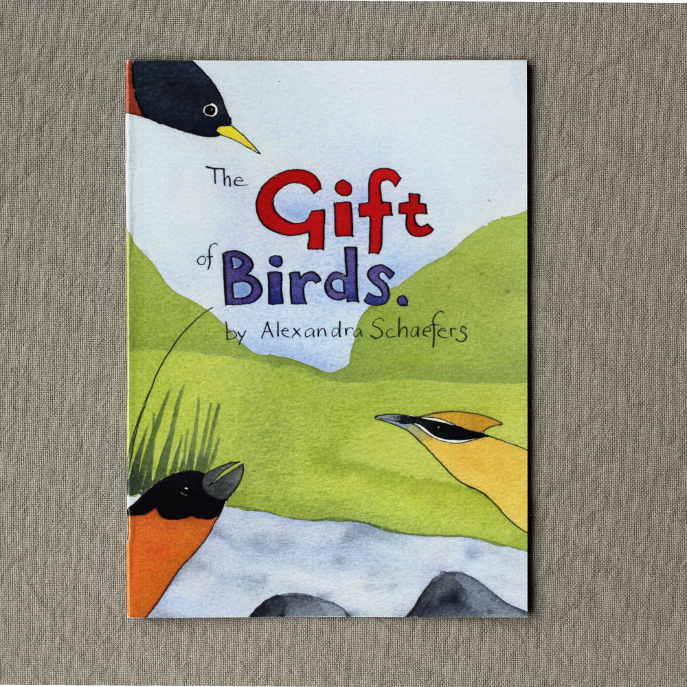 Gift of Birds front cover