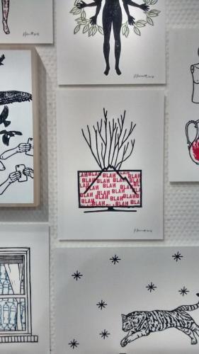 Beth Barnett's Art Show