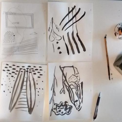 Art Journal Pieces