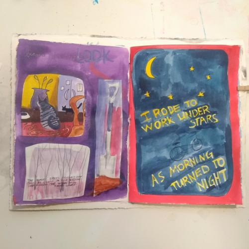 Painting Journal 2