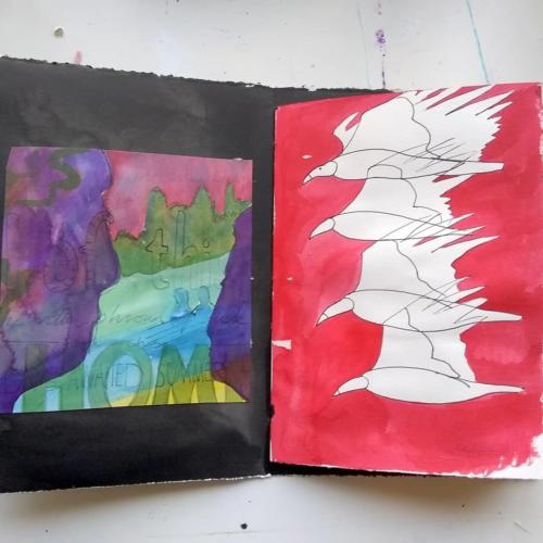 Painting Journal