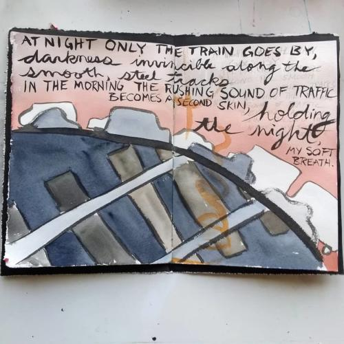 Painting Journal 5